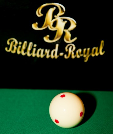 Billardkugeln Billiard-Royal (6x roter Punkt) – Bild 3